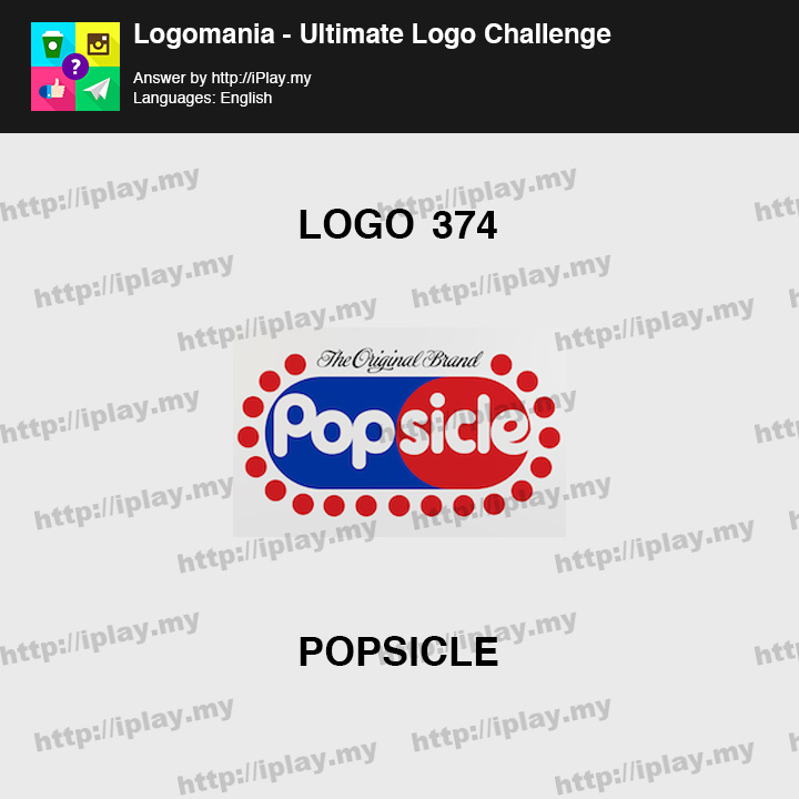 Logomania - Ultimate Logo Challenge Level 374