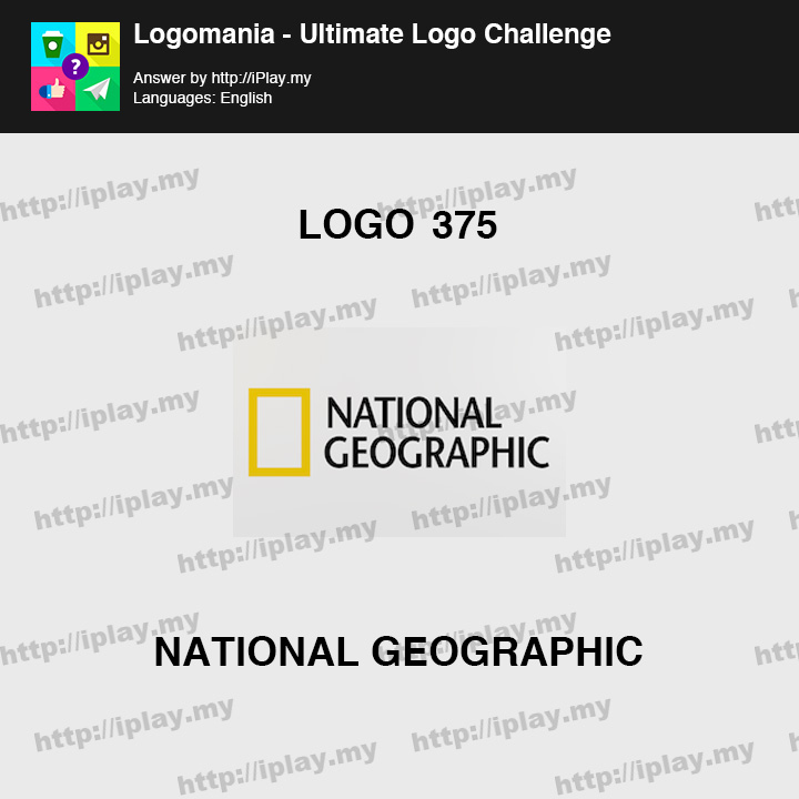 Logomania - Ultimate Logo Challenge Level 375