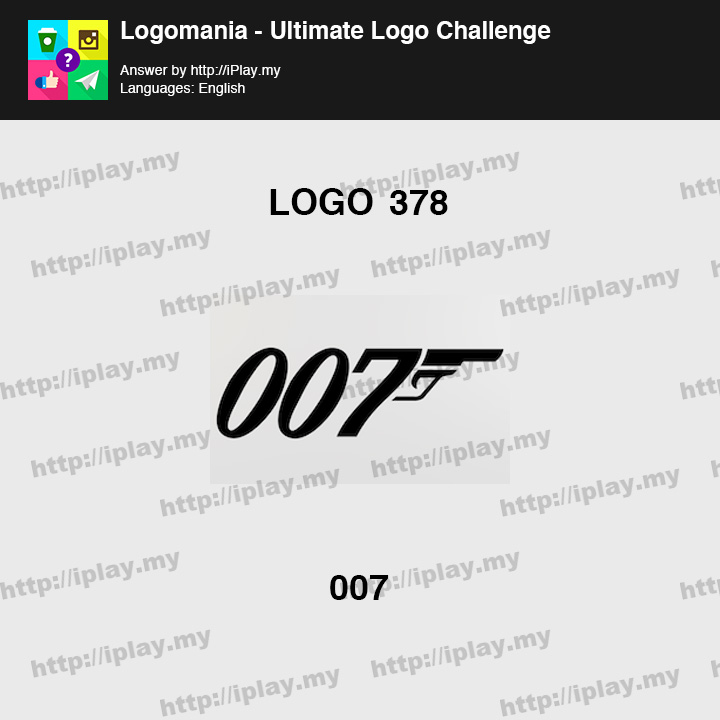Logomania - Ultimate Logo Challenge Level 378