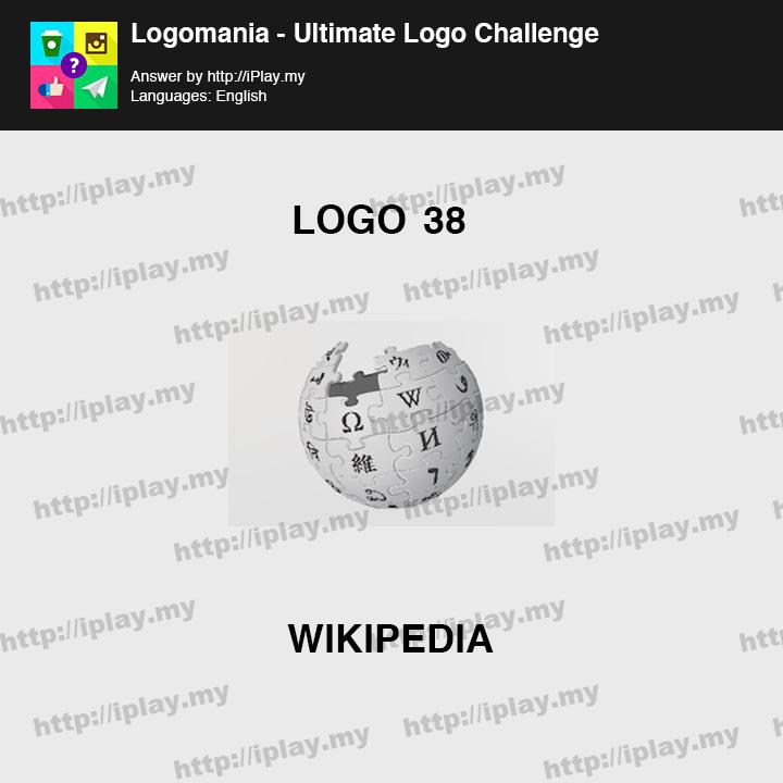 Logomania - Ultimate Logo Challenge Level 38