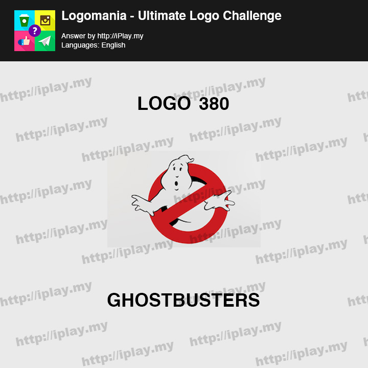 Logomania - Ultimate Logo Challenge Level 380