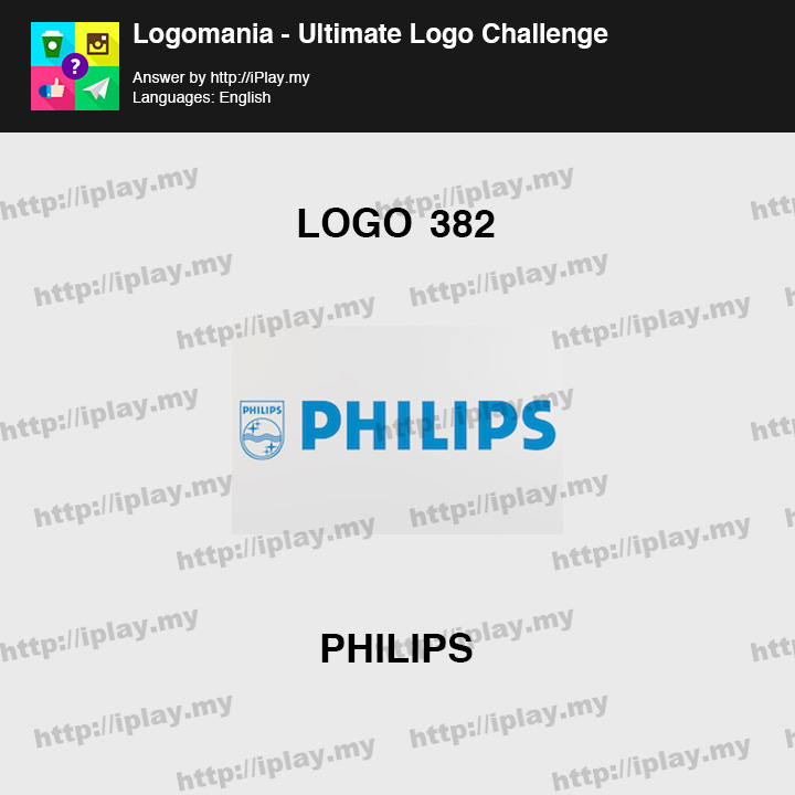Logomania - Ultimate Logo Challenge Level 382