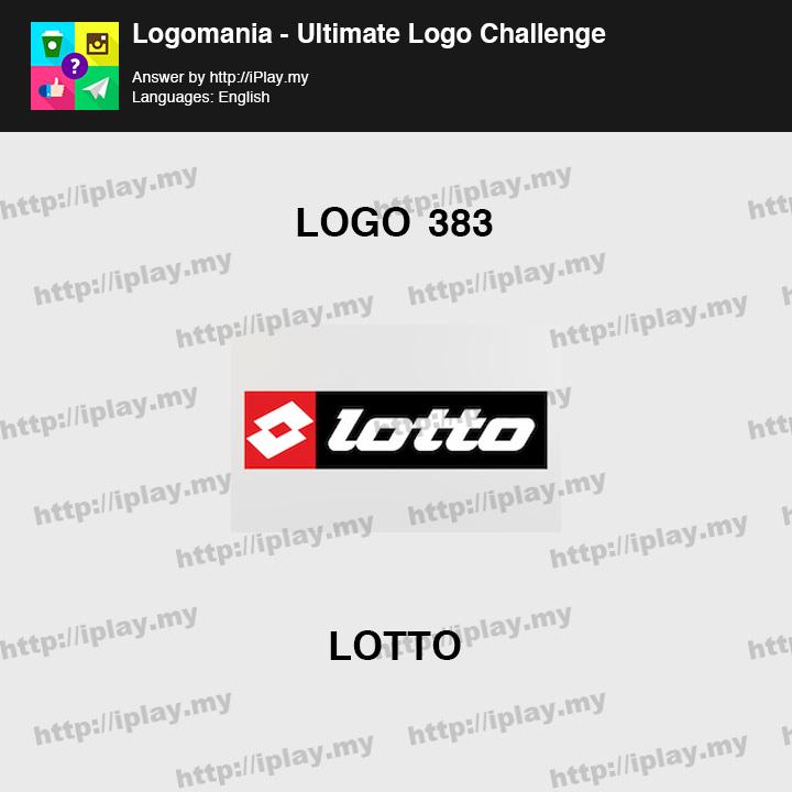 Logomania - Ultimate Logo Challenge Level 383