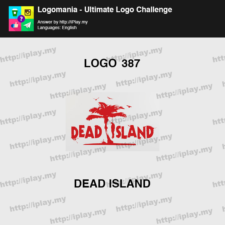Logomania - Ultimate Logo Challenge Level 387