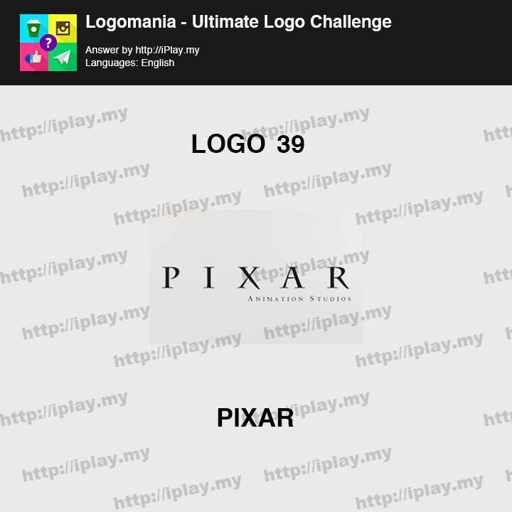 Logomania - Ultimate Logo Challenge Level 39