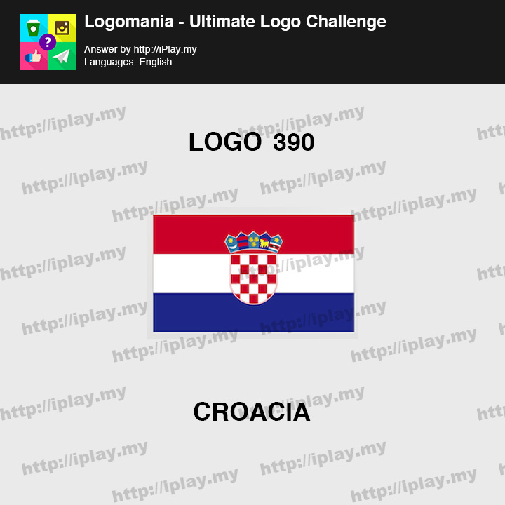 Logomania - Ultimate Logo Challenge Level 390