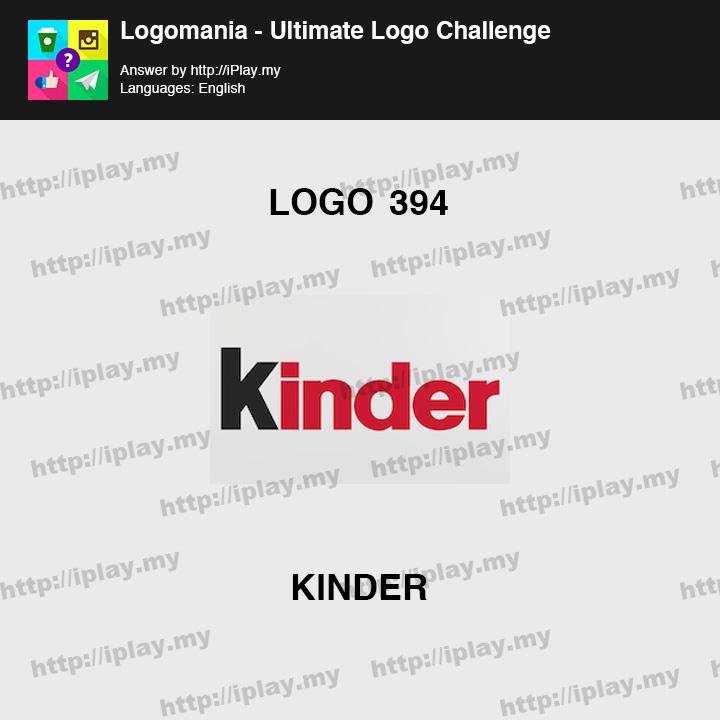 Logomania - Ultimate Logo Challenge Level 394