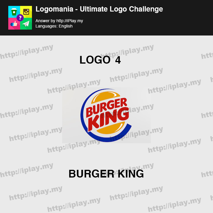 Logomania - Ultimate Logo Challenge Level 4