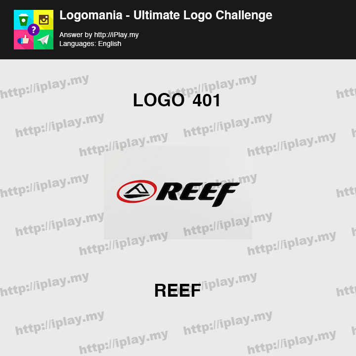Logomania - Ultimate Logo Challenge Level 401