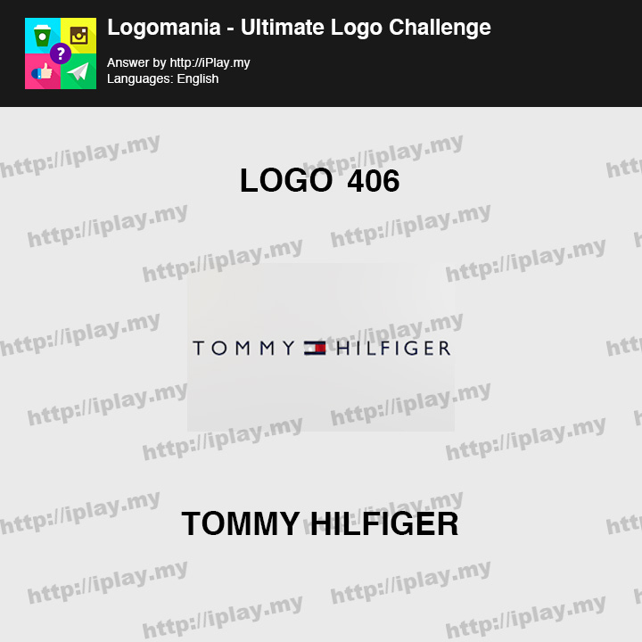Logomania - Ultimate Logo Challenge Level 406
