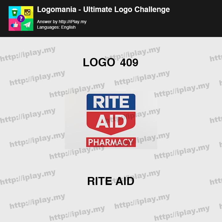 Logomania - Ultimate Logo Challenge Level 409
