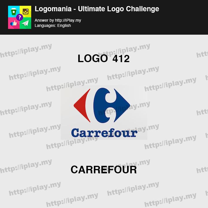 Logomania - Ultimate Logo Challenge Level 412