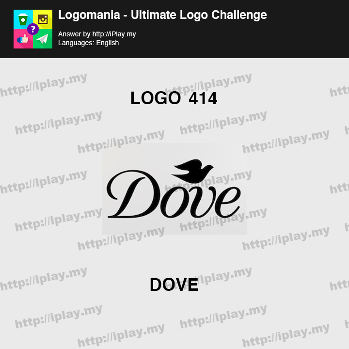 Logomania - Ultimate Logo Challenge Level 414