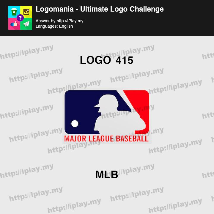 Logomania - Ultimate Logo Challenge Level 415