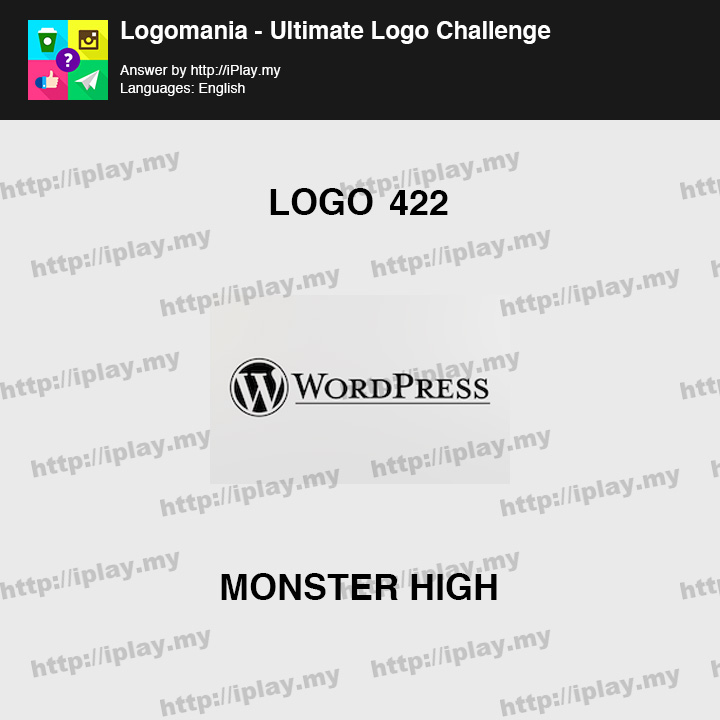 Logomania - Ultimate Logo Challenge Level 422