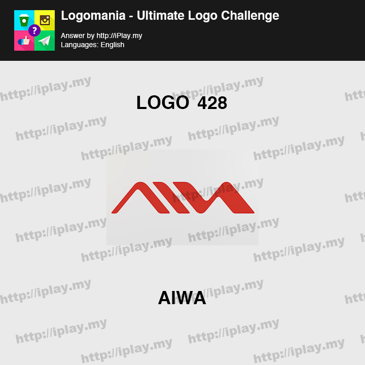 Logomania - Ultimate Logo Challenge Level 428