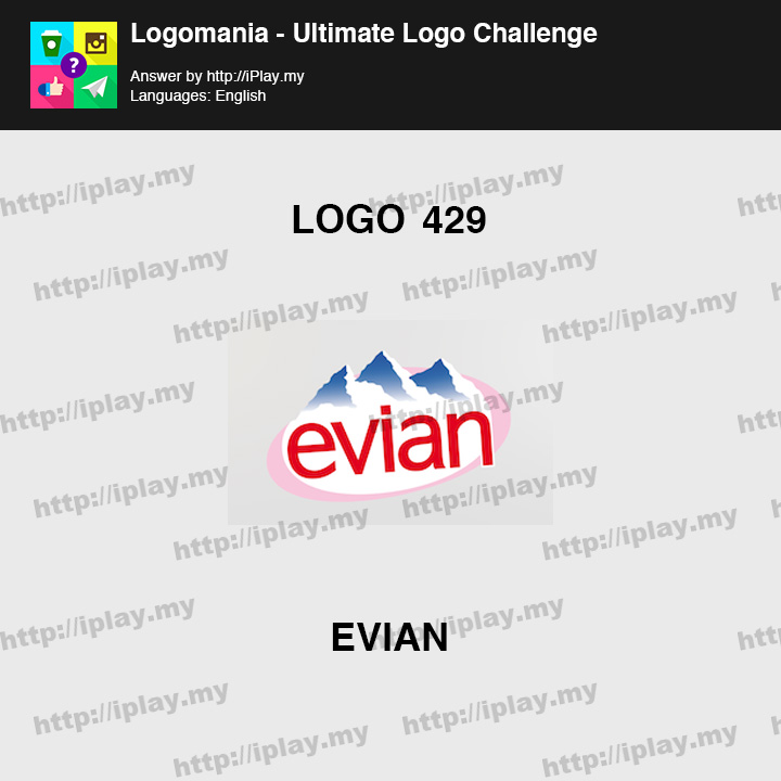 Logomania - Ultimate Logo Challenge Level 429