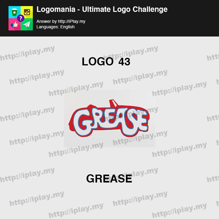 Logomania - Ultimate Logo Challenge Level 43