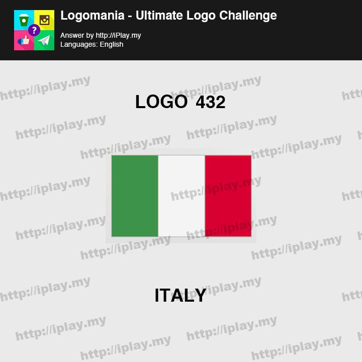 Logomania - Ultimate Logo Challenge Level 432
