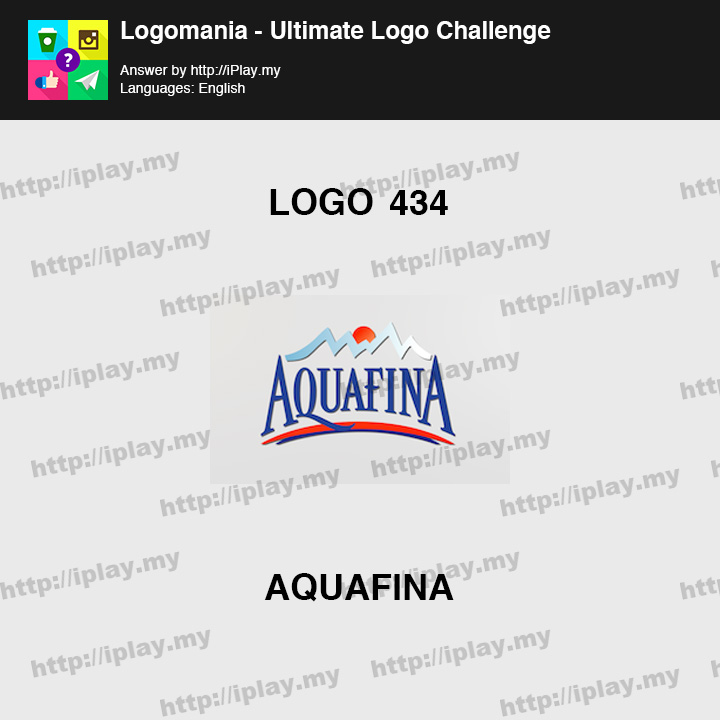 Logomania - Ultimate Logo Challenge Level 434
