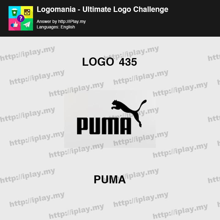 Logomania - Ultimate Logo Challenge Level 435