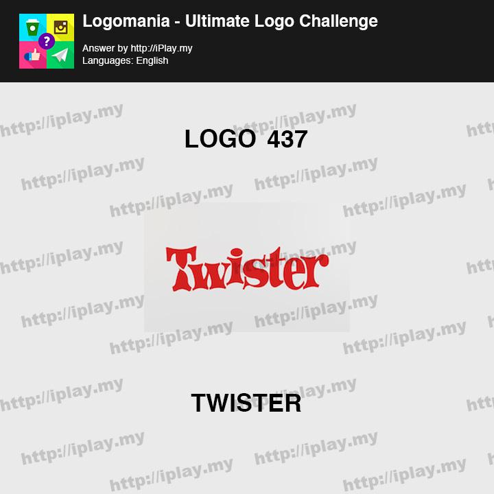 Logomania - Ultimate Logo Challenge Level 437