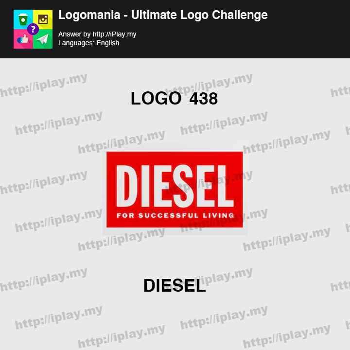 Logomania - Ultimate Logo Challenge Level 438
