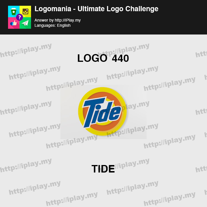 Logomania - Ultimate Logo Challenge Level 440