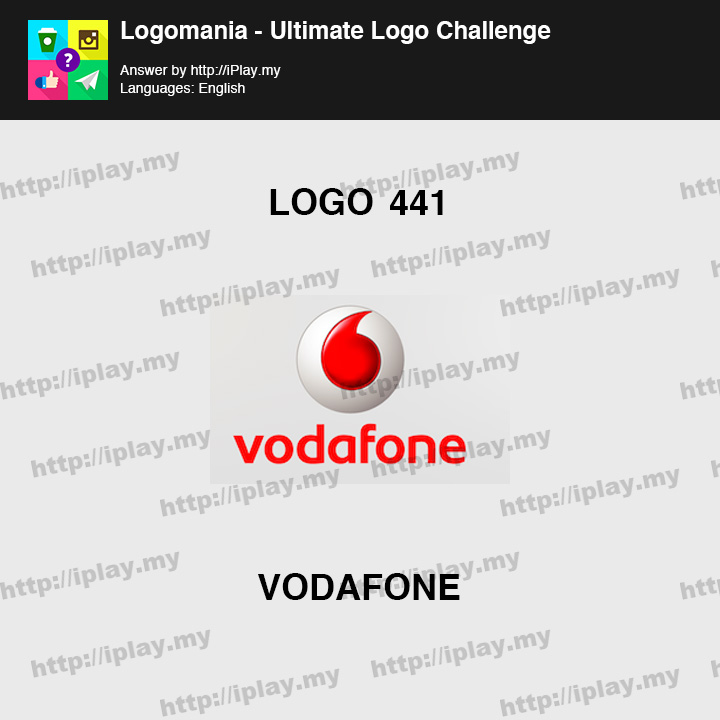 Logomania - Ultimate Logo Challenge Level 441