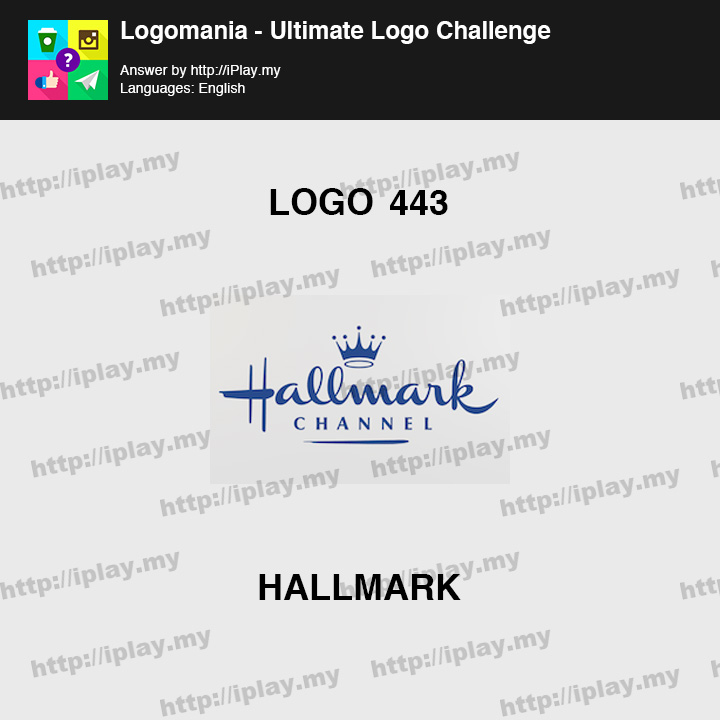 Logomania - Ultimate Logo Challenge Level 443