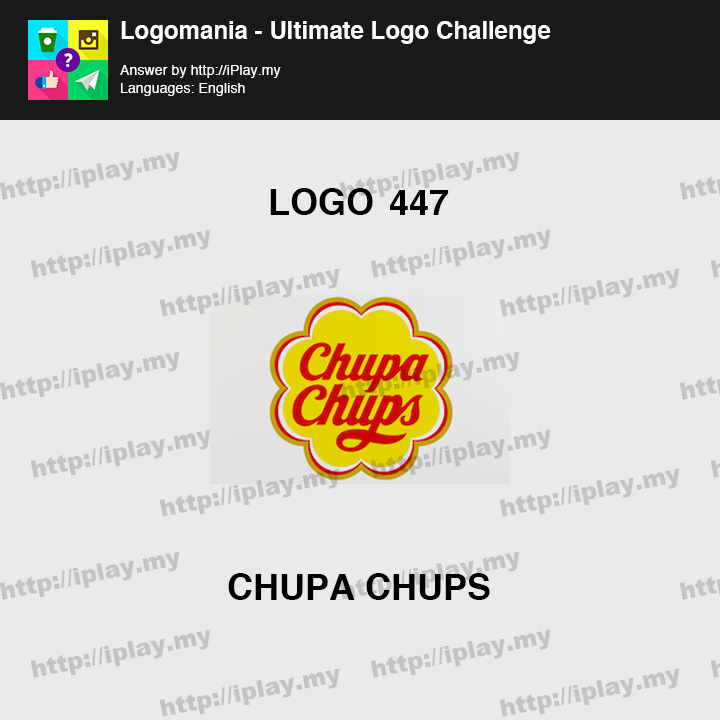 Logomania - Ultimate Logo Challenge Level 447