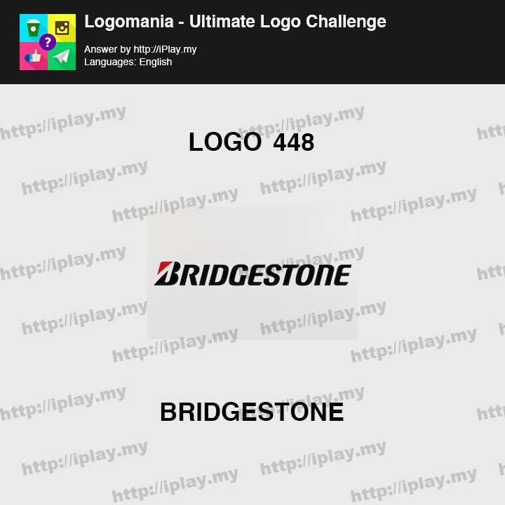 Logomania - Ultimate Logo Challenge Level 448