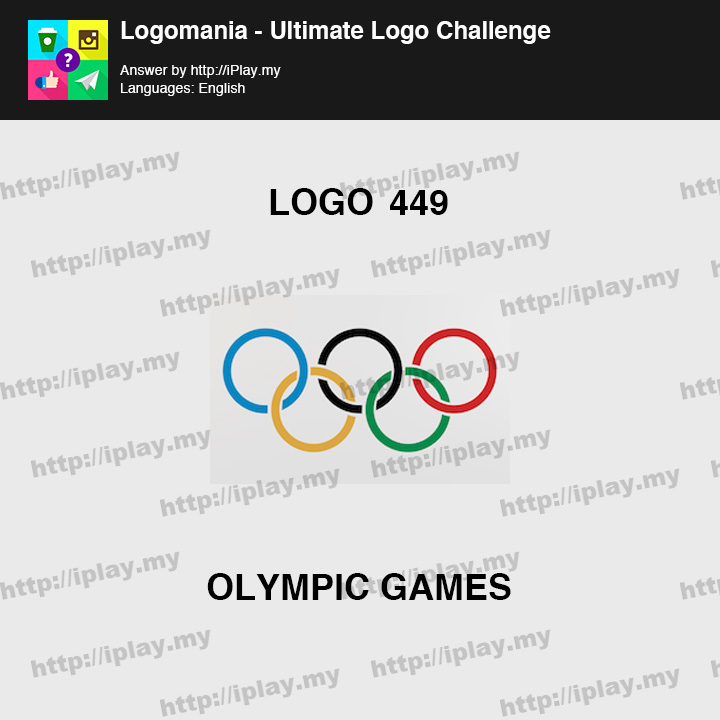 Logomania - Ultimate Logo Challenge Level 449