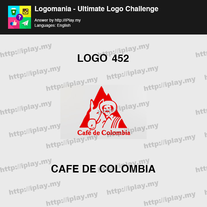 Logomania - Ultimate Logo Challenge Level 452