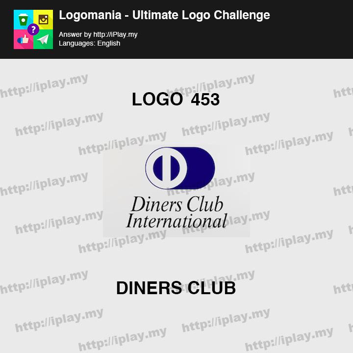 Logomania - Ultimate Logo Challenge Level 453