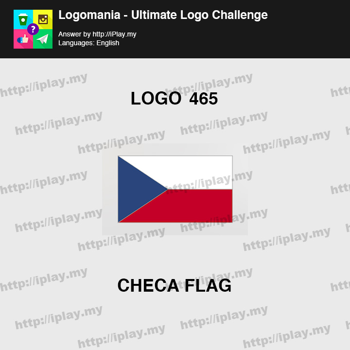Logomania - Ultimate Logo Challenge Level 465