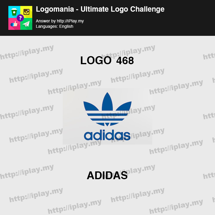 Logomania - Ultimate Logo Challenge Level 468