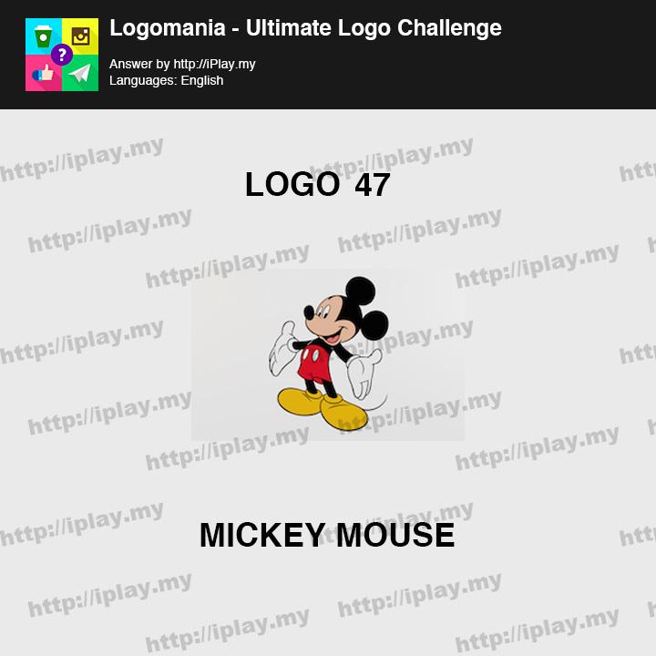Logomania - Ultimate Logo Challenge Level 47