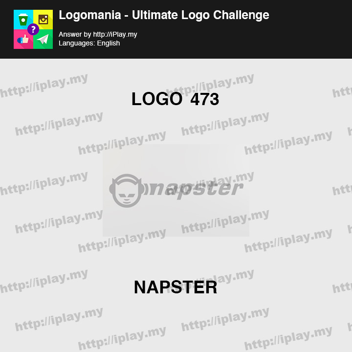 Logomania - Ultimate Logo Challenge Level 473