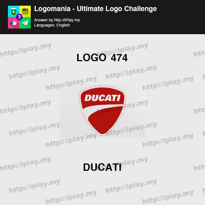 Logomania - Ultimate Logo Challenge Level 474