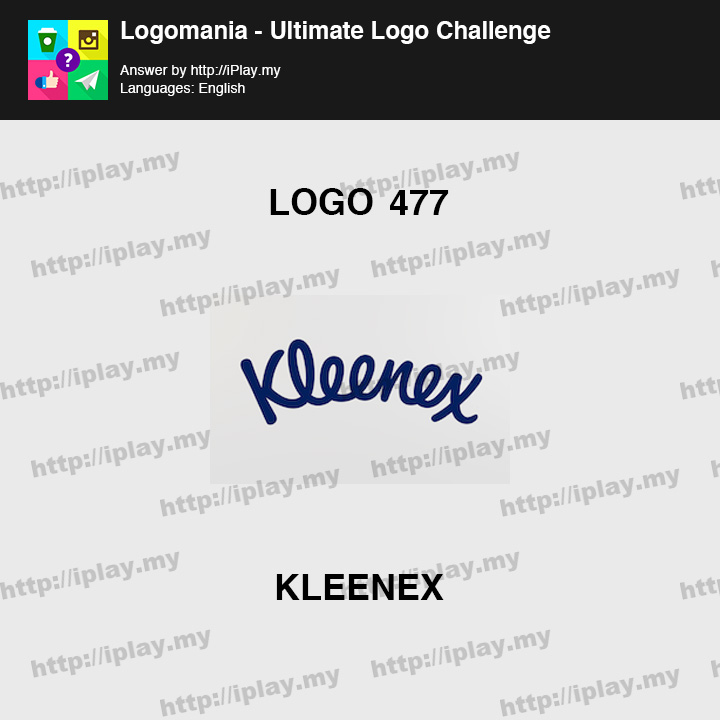 Logomania - Ultimate Logo Challenge Level 477