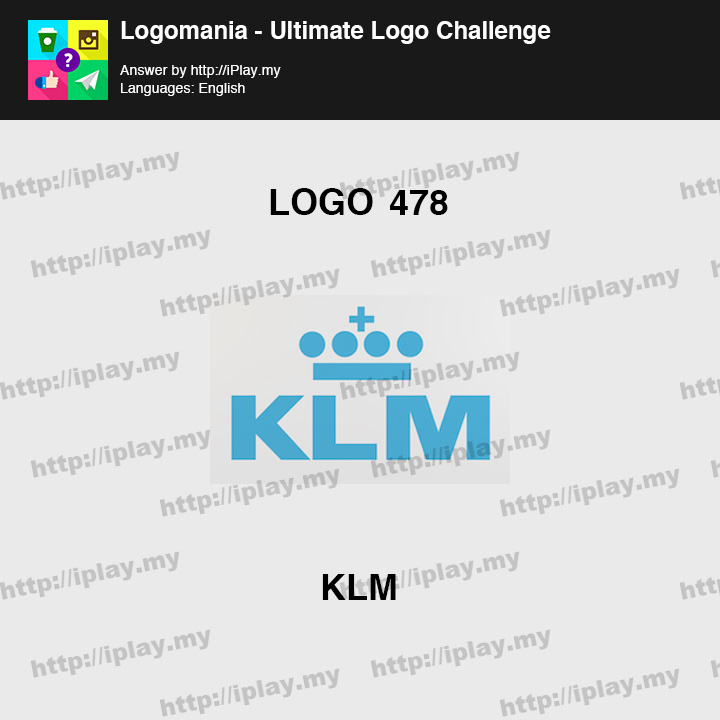 Logomania - Ultimate Logo Challenge Level 478