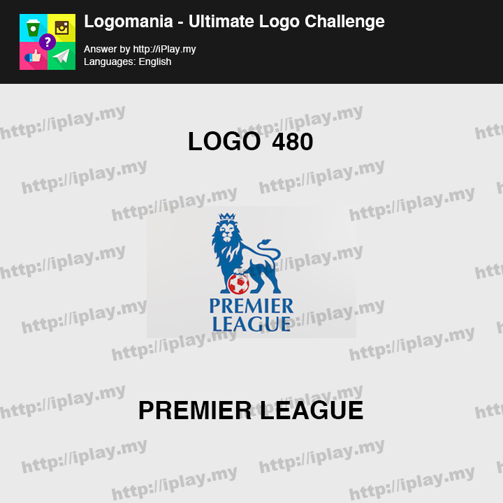 Logomania - Ultimate Logo Challenge Level 480
