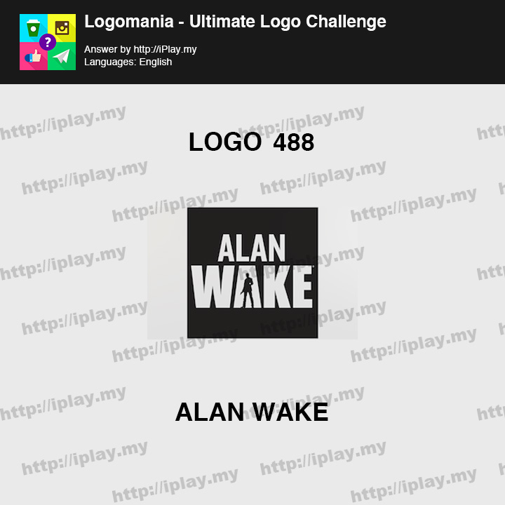 Logomania - Ultimate Logo Challenge Level 488