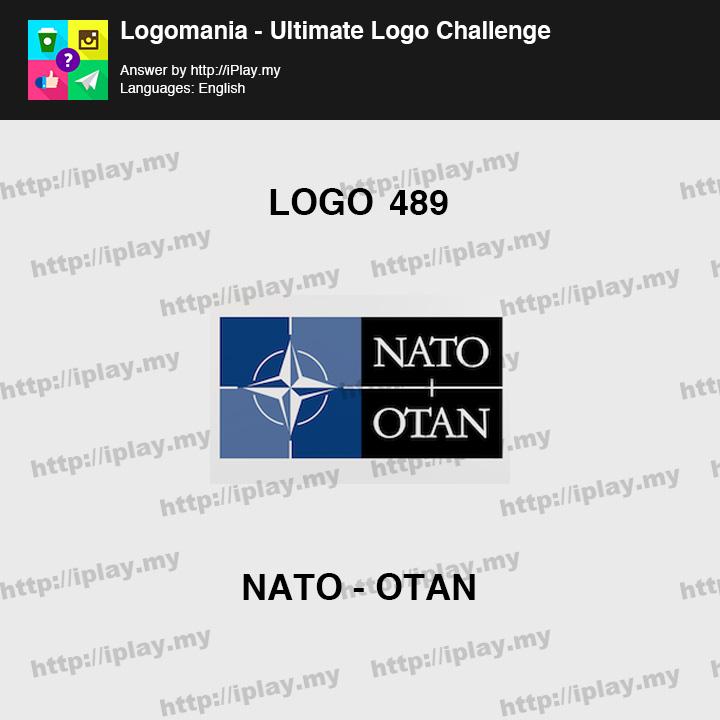 Logomania - Ultimate Logo Challenge Level 489
