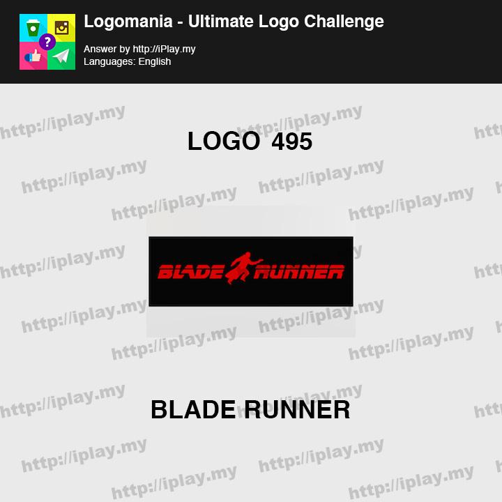 Logomania - Ultimate Logo Challenge Level 495