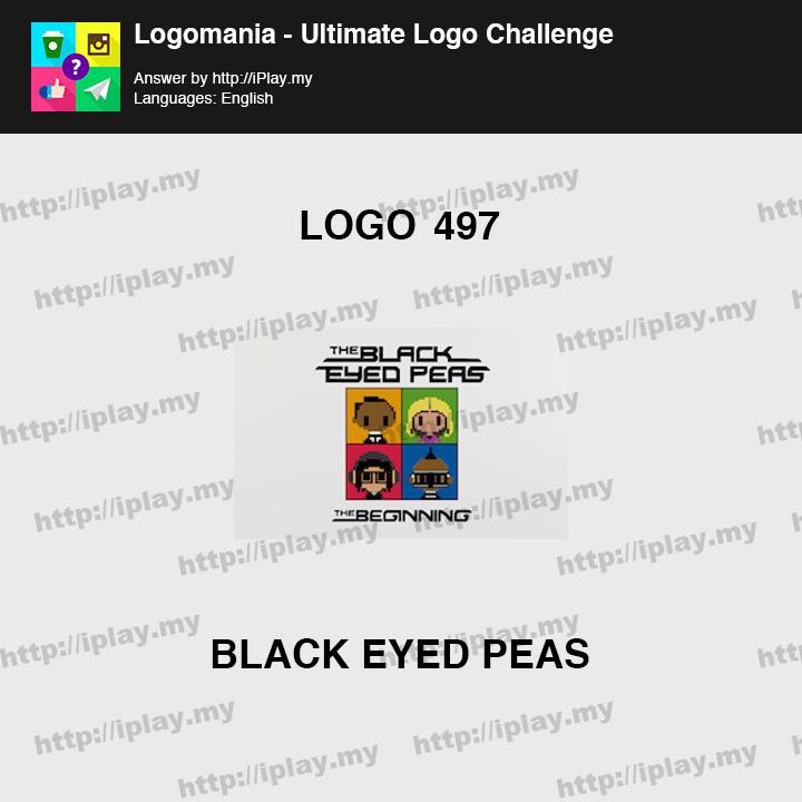 Logomania - Ultimate Logo Challenge Level 497