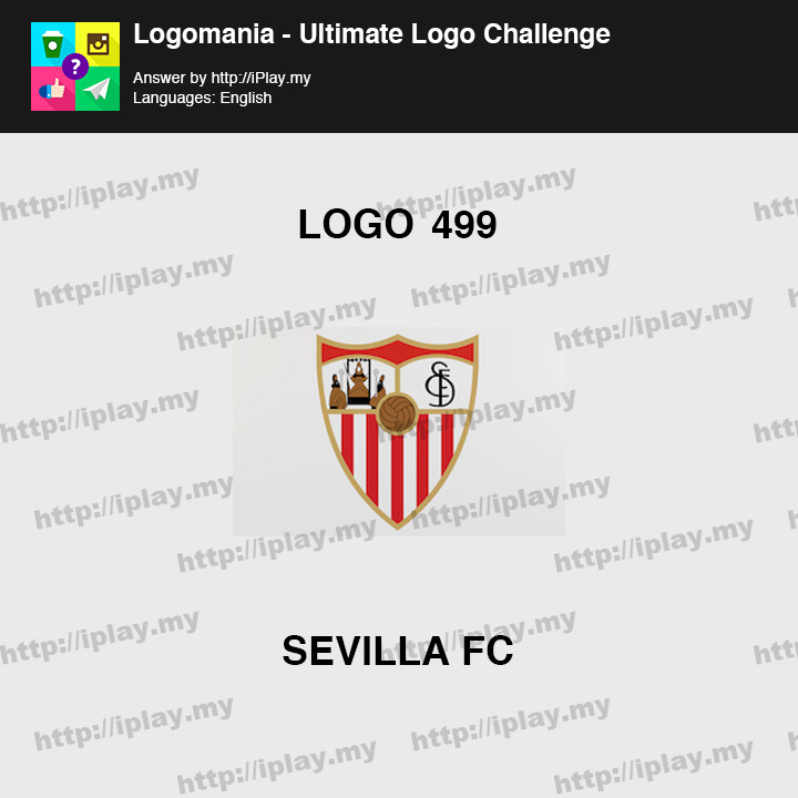 Logomania - Ultimate Logo Challenge Level 499