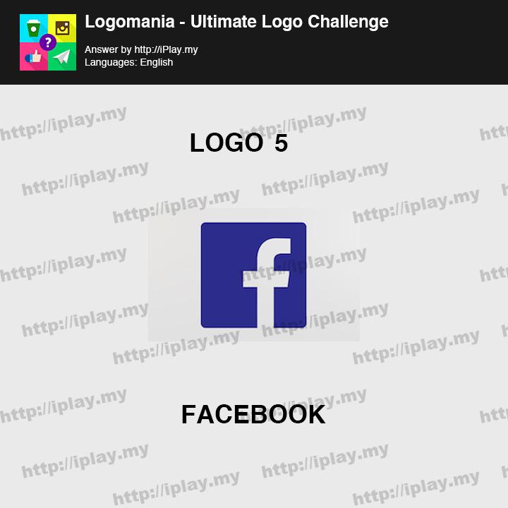 Logomania - Ultimate Logo Challenge Level 5