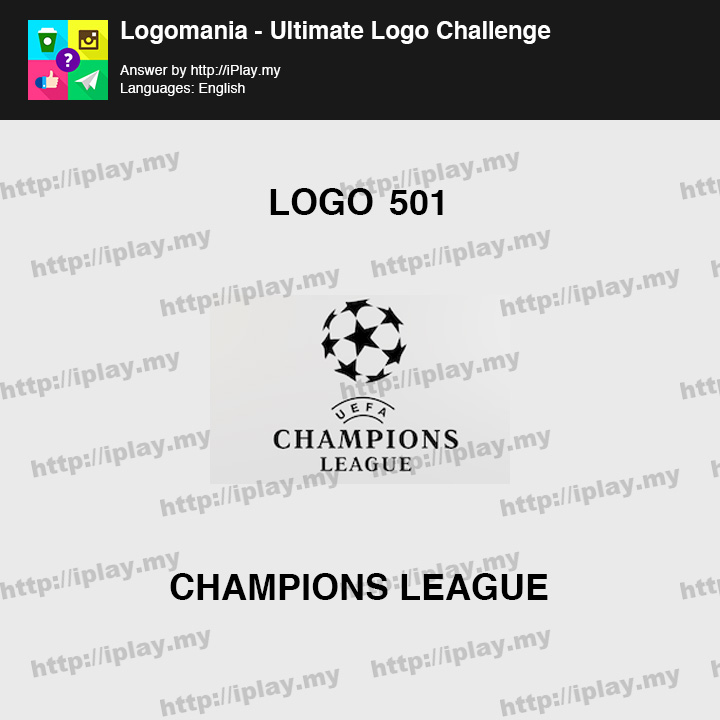 Logomania - Ultimate Logo Challenge Level 501